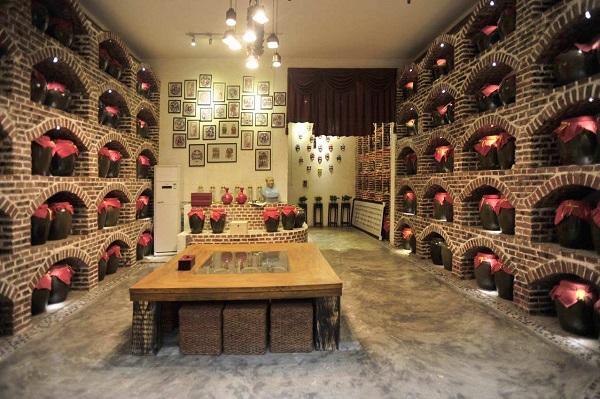 白酒酒窖设计-华廷酒窖